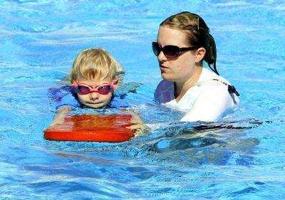 Breitensport Schwimmen - Sport für Jung und Alt in Österreich -