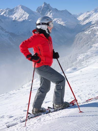 Wintersport - Österreichs Volkssport Nummer 1 - Skifahren