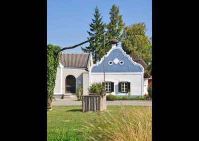 Burgenland - Apetlon am Neusiedler See - Dorfplatz