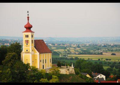 Burgenland - Donnerskirchen - Bergkirche St.Martin