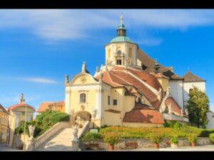 Burgenland - Eisenstadt - Haydenkirche am Kalvarienberg