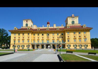 Burgenland - Eisenstadt - Schloss-Esterhazy