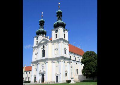 Burgenland - Frauenkirchen - Basilika Maria Geburt