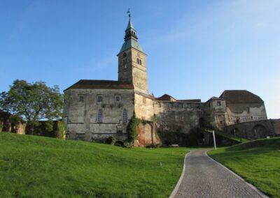 Burgenland - Güssing - Burganlage