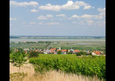 Burgenland - Mörbisch - Weinort am Neusiedler See