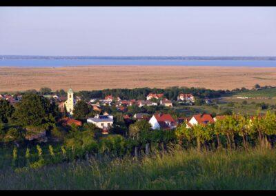Burgenland - Oggau - Ortsbild