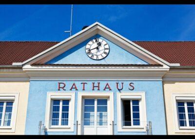 Burgenland - Stegersbach - Rathaus