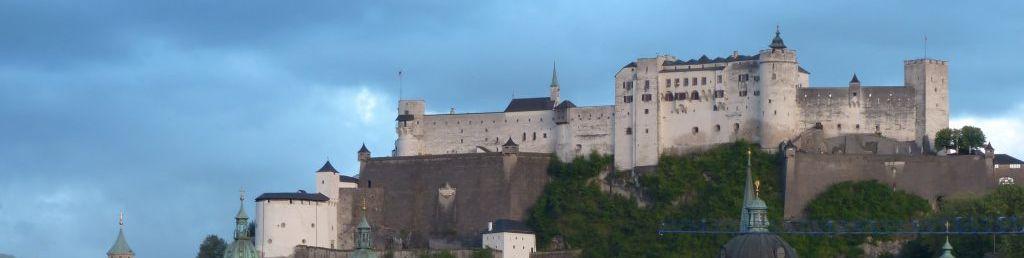 Bild zeigt: Festung Hohensalzburg