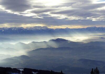 Kärnten - Alpenlandschaft in Kärnten