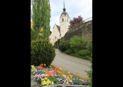 Kärnten - Althofen - Pfarrkirche Hl.Thomas von Canterbury