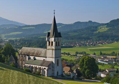 Kärnten - Bad St. Leonhard - Leonhardikirche