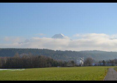 Kärnten - Bergspitze vom Mittagskogel