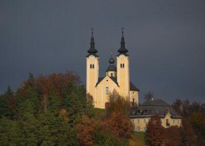 Kärnten - Bleiburg - Wallfahrtskirche Heiligengrab