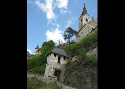 Kärnten - Burg Hochosterwitz in Kärnten