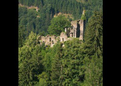 Kärnten - Burgruine Twimberg