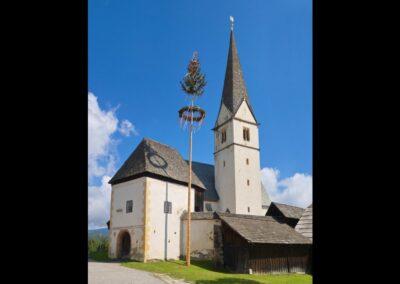 Kärnten - Diex - Ortsteil Grafenbach