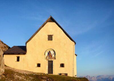 Kärnten - Dobratsch - Windische Kapelle am Dobratsch