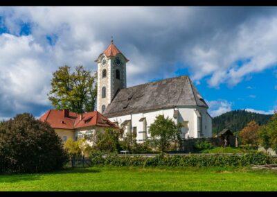 Kärnten - Frauenstein - Ortsteil Obermühlbach