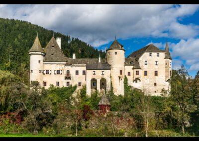Kärnten - Frauenstein - Schloss Frauenstein