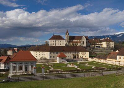 Kärnten - Gesamtanlage Stift St. Paul im Lavanttal
