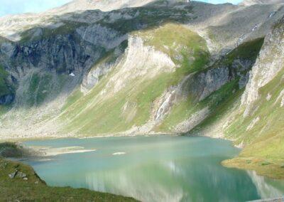 Kärnten - Gletscherwasser von der Pasterze
