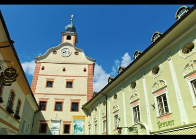 Kärnten - Gmünd - unterer Stadtturm