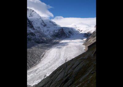 Kärnten - Großglockner Gletscherpasterze