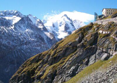 Kärnten - Großglockner höchster Berg Österreichs