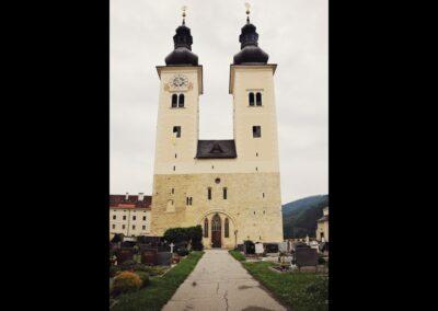 Kärnten - Gurk - Pfarrkirche Maria Himmelfahrt