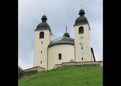Kärnten - Guttaring - Wallfahrts- und Filialkirche Mariahilf