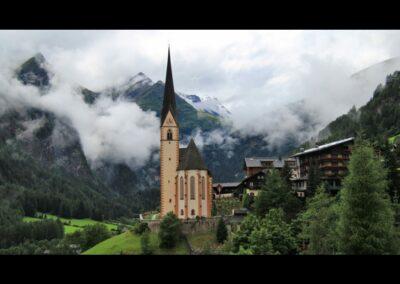 Kärnten - Heiligenblut - Pfarrkirche
