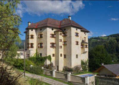 Kärnten - Himmelstein - Schloss Biberstein