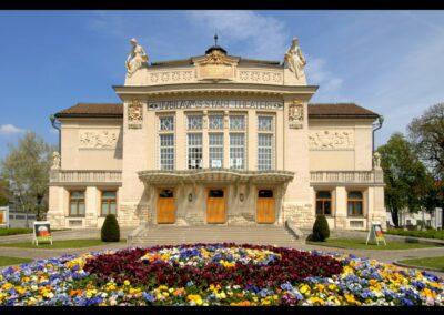 Kärnten - Klagenfurt - Stadttheater