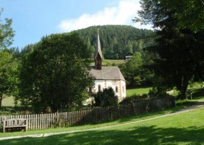 Kärnten - Kleines Kirchlein in Kärnten