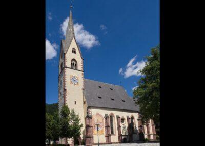 Kärnten - Kötschach-Mauthen - Pfarrkirche unserer lieben Frau