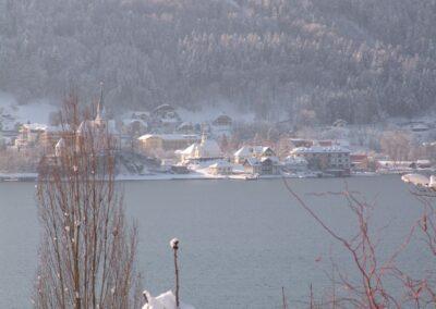 Kärnten - Maria Wörth - im Winter