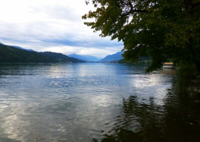Kärnten - Millstätter See - Abenddämmerung am Millstätter See