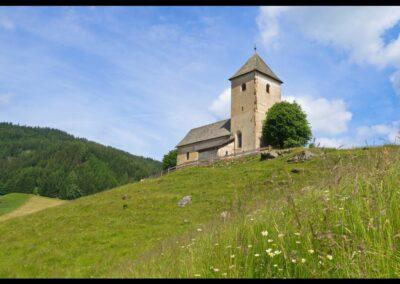 Kärnten - Reichenfels - Ortsteil Sommerau