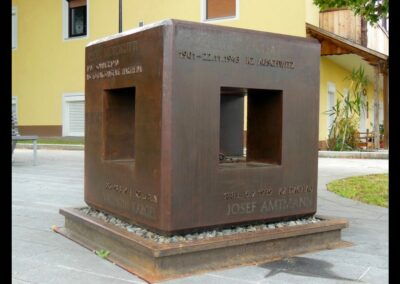 Kärnten - Rosegg Denkmal an die Opfer der Nationalsozialisten