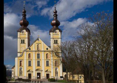 Kärnten - Sankt Andrä - Wallfahrtskirche Maria Loreto