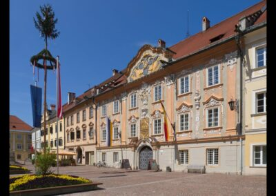 Kärnten - Sankt Veit an der Glan - Rathaus