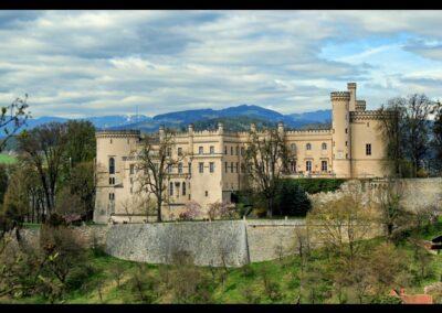 Kärnten - Schloss Wolfsberg