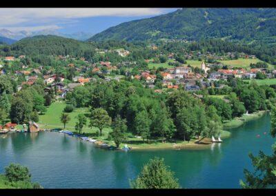 Kärnten - Seeboden - Urlaubsort am Millstätter See