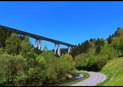 Kärnten - Talübergang Lavant