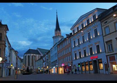 Kärnten - Villach - Stadtbild