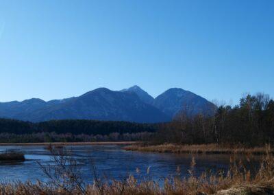Kärnten - Vollnaturschutzgebiet Sablatnigmoor