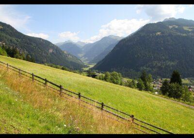 Kärnten - Winklern - Landschaft rund um die Gemeinde