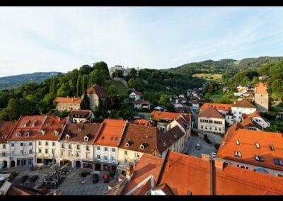 Kärnten - Wolfsberg - Altstadt