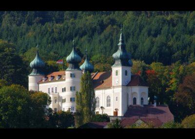 Niederösterreich - Artstetten-Pöbring - Schloss Artstetten
