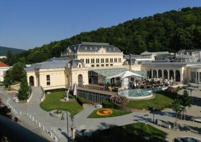 Niederösterreich - Baden - Casino in Baden
